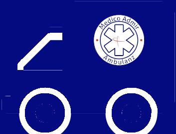 medico admir krankentransport